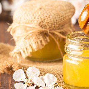 العسل العضوي